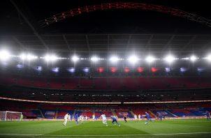 Wembley será escenario de siete encuentros durante la Eurocopa. Foto: Twitter