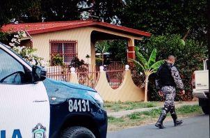 Jesús Acosta González recientemente había regresado del Darién. Foto: Eric A. Montenegro