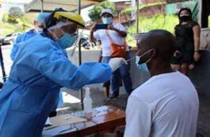 Panamá inició jornada de vacunación contra la covid-19 el pasado 20 de enero de 2021.