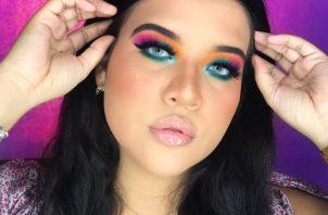 Chelsea Salcedo, quien tiene 4 años en la comunidad 'beauty', compartió algunos consejos para quienes desean iniciar en este mundo. Cortesía
