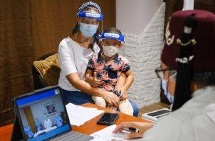 Médicos especialistas de Estados Unidos y México realizaron las evaluaciones. Cortesía