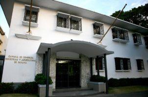 Edificio de la Cámara de Comercio