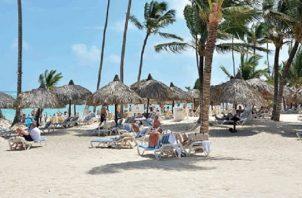 Se espera que la semana próxima haya cinco millones de turistas. EFE