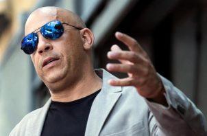 El actor estadounidense Vin Diesel