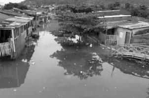Debido al cambio climático, hay precipitaciones más irregulares. Este hecho, sumado al uso indiscriminado del agua, hace que se incremente su escasez. Foto: EFE.