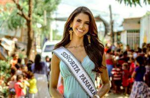 Carmen Isabel Jaramillo representará al país en el Miss Universo el 16 de mayo. Foto: Instagram / @carmenjaramillov