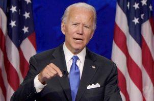 Presidente de Estados Unidos, Joe Biden. Foto/EFE