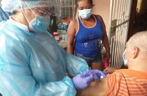 En Panamá se usa la vacuna de Pfizer.
