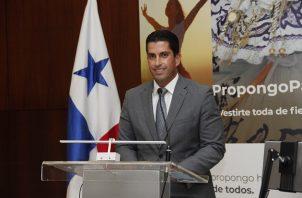 José Ramón Icaza Clement presidente electo de la Cámara de Comercio de Panamá. Foto/Cortesía