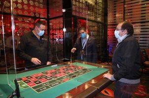 Durante mucho meses las salas de juego estuvieron cerradas por consecuencia de la pandemia, lo que genero pérdidas a la industria.