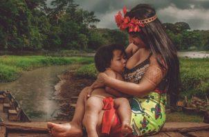 'Abya Ayala' explora los siete pueblos indígenas que hay en Panamá. Foto: Thony Lions