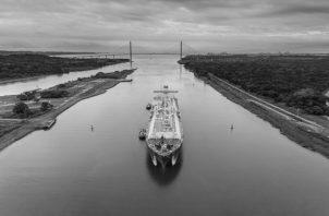 El agua representa un elemento importante, debido a que el Canal de Panamá depende de ella para el funcionamiento óptimo de sus operaciones. Foto: Cortesía.