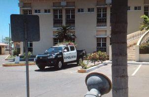 Hombre fue trasladado a la cárcel de varones por presunta violación en perjuicio de una menor de edad. Foto: José Vásquez