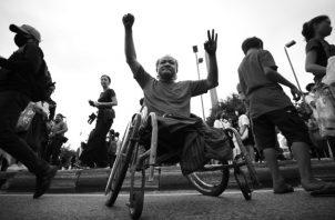 Me deja perpleja la indiferencia y el mirar para otro lado de las múltiples Organizaciones de y para la Discapacidad. Foto: EFE.