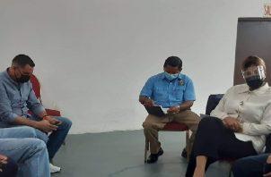 Los representantes de San Juan, Salamanca, Santa Rosa, Limón, Nueva Providencia, solicitan mayor presencia policial.