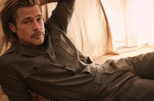 Brad Pitt padece de prosopagnosia, lo cual le impide reconocer rostros. Foto: Instagram