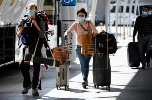 Nueva Zelanda acumula unas 2,200 infecciones confirmadas de covid-19, con 26 decesos. Foto: EFE