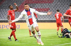 El PSG llegó poco, pero cuando lo hizo no falló y se terminó llevando la victoria. Foto: Twitter