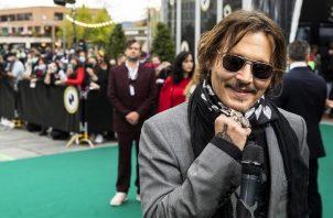 """Johnny Depp y Andrew Levitas presentarán """"Minamata"""". Foto: EFE"""