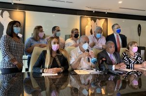 Luis Eduardo Camacho, vocero de Ricardo Martinelli, pide un alto al hostigamiento político.