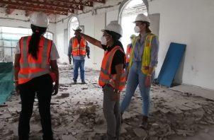 El Museo Reina Torres de Araúz fue renombrado en honor a su fundadora. Foto: Cortesía
