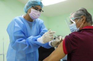 La región de salud de Panamá Oeste recibió un total de 4,485 viales. Foto: Eric Montenegro