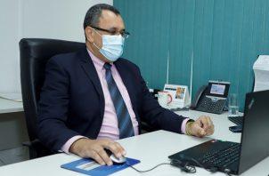 Luis Ayala, director General de Comercio Electrónico del Ministerio de Comercio e Industrias (Mici)