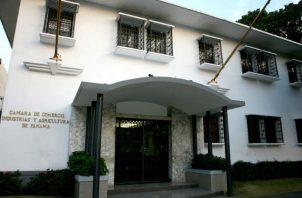 Sede de la Cámara de Comercio.