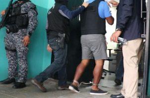 Imputan cargos a 19 miembros de Bagdad aprehendido en la Operación Neptuno. Foto: Cortesía MP