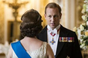 Escena de 'The Crown'. Internet/Netflix