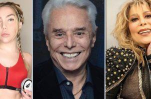 Frida, Enrique y Alejandra. Instagram