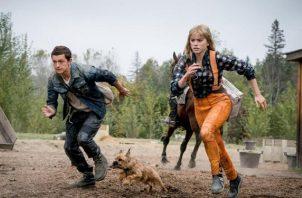 'Caos El inicio' es protagonizada por Tom Holland y Daisy Ridley. Foto: Internet