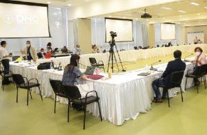 Para la próxima semana se espera el inicio de la segunda fase en la Mesa Plenaria para el Diálogo Nacional por la Caja de Seguro Social (CSS). Foto: Cortesía CSS
