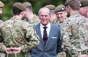 El funeral del príncipe Felipe será un 'funeral real ceremonial' en lugar de un funeral de estado, el cual es para los monarcas de Estado. Foto: The Royal Family