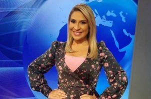 Siria Miranda informó el 5 de marzo que se retiraba de las pantallas de TVN Noticias. Foto: Instagram / @siriajahaira