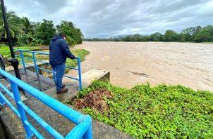 Tres potabilizadoras en Bocas del Toro han quedado afectadas por la turbiedad, producto de las lluvias. Foto: Cortesía Idaan