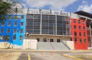 Estadio Rod Carew. Foto: Fedebeis