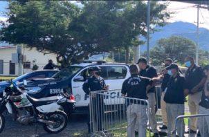 Los operativos se llevaron en diversos sectores de la provincia de Chiriquí. Foto: José Vásquez