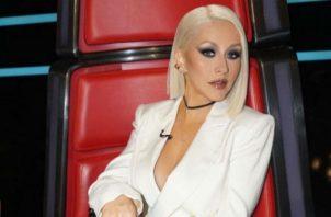 Christina Aguilera. Foto: Instagram