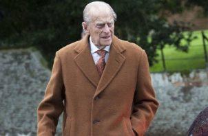 El príncipe Felipe falleció el pasado 9 de abril. Foto: EFE