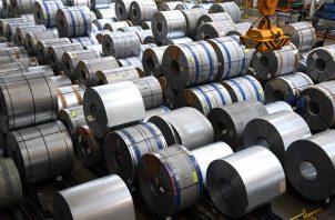 El índice de metales básicos, los que se usan en los sectores industriales cerró en marzo con un alza del 49 % frente a 2018. EFE