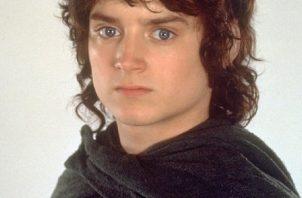 Retrato del actor estadounidense Elijah Wood, que interpreta el papel de 'Frodo' en la pelicula de Peter Yackson 'El señor de los anillos'. Foto: EFE/ Aurum Producciones / SM