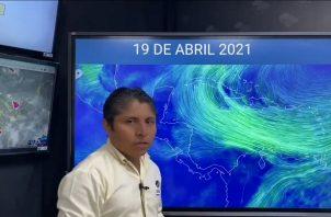 El pronóstico de Etesa está hecho según los vientos a niveles de 1,500 metros.