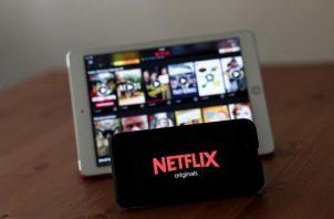 Los resultados de Netflix no convencieron a los inversores. EFE
