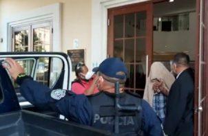 El presbítero fue suspendido del cargo como sacerdote de la iglesia en Gualaca. Foto: José Vásquez