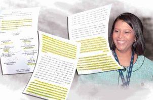 La fiscal Zuleyka Moore ha sido duramente cuestionada por la posición que adoptó en casos de altos perfil, sobre todo en el proceso Odebrecht.