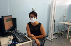 Doctora Helena Paro, coordinadora el Núcleo de Atención Integral a Víctimas de Agresión Sexual (Nuavidas).