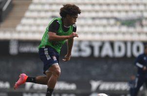 Adalberto Carrasquilla, que era un fijo en el equipo albinegro,  ha perdido la confianza del técnico Luis Carrión. Cartagena