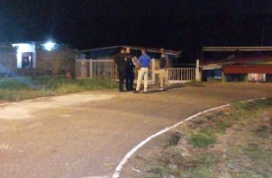 La Policía Nacional mantiene operativos para dar con los sicarios. Foto: Diomedes Sánchez