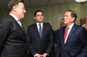 Gobierno de Laurentino Cortizo atiende compromiso adquiridos por el gobierno de Juan Carlos Varela. Foto: Archivos
